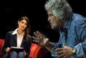 Beppe Grillo garantista dopo caos Raggi: arriva codice etico salva-indagati