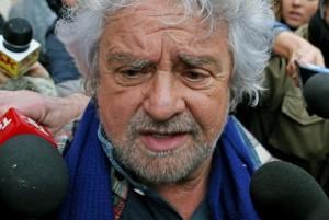 """Beppe Grillo: """"Spiraglio per Governo M5s, avanti compatti"""""""