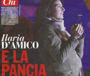 Ilaria D'Amico incinta di Buffon? Chi e quella FOTO della pancia...