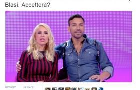 """Costantino Vitagliano amante di Ilary Blasi? """"Voglio 1500 euro"""""""