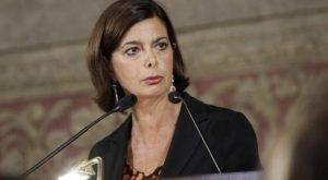 Laura Boldrini, operata a Cisanello: intervento di routine