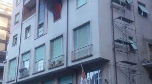Camogli, Hotel Selene va a fuoco: intossicati, anche bambini