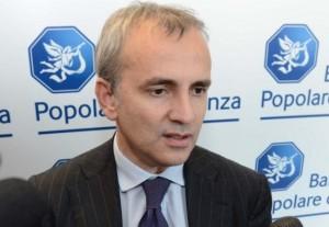 Popolare Vicenza. Iorio si dimette: 18 mesi a 10mila euro al giorno
