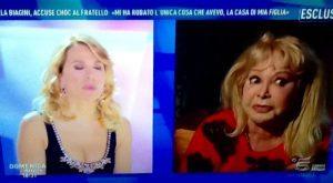 Isabella Biagini: incendio nella sua casa di via Nomentana, a Roma