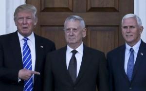 """James Mattis capo del Pentagono: chi è il """"cane pazzo"""" di Trump"""