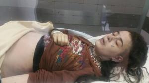 Jenni Galloni morta incinta, madre posta su Facebook la foto del cadavere