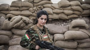 Joanna Palani: combattè Isis (su lei taglia da un mln $), per la  Danimarca è fuorilegge
