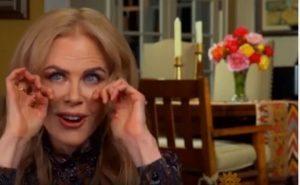 """Nicole kidman piange in tv: """"Ho paura di invecchiare e di divorziare"""""""