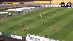 Lecce-Paganese Sportube: streaming diretta live, ecco come vedere la partita