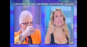 Domenica Live, Alberico Lemme insulta autista. Lei scoppia in lacrime