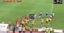 Livorno-Piacenza 2-2: highlights Sportube su Blitz