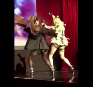 YOUTUBE Madonna e il twerking senza freni: a 58 anni sfida in pista Ariana Grande