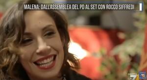 YOUTUBE Malena la Pugliese, dall'assemblea del Pd al set con Rocco Siffredi