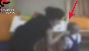 Asilo Baby World Bicocca Milano: maestra violenta patteggia, 2 anni e 9 mesi