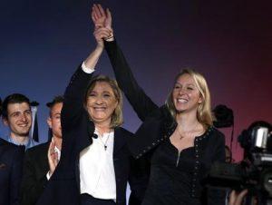 Francia, sorge a sinistra l'astro di Emmanuel Macron, a destra Le Pen vs Le Pen