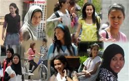 Ragazze marocchine
