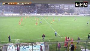 Matera-Juve Stabia Sportube: come vedere streaming diretta live del recupero