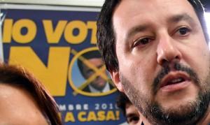"""Referendum, Matteo Salvini: """"Vittoria di popolo contro i poteri forti del mondo"""""""