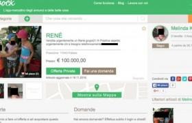 'Vendesi rene per 100.000 euro. Ho urgenza' <br /> L'annuncio choc di una donna su Shpock FOTO