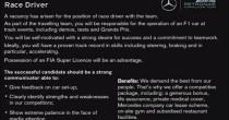 """Rosberg, l'annuncio ironico della Mercedes: """"AAA pilota cercasi"""""""