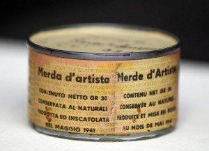 Milano: merda d'artista di Piero Manzoni venduto all'asta a 275mila euro