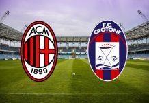 Milan-Crotone streaming – diretta tv, dove vederla