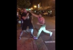 YOUTUBE Ubriaco sfida buttafuori. Ma non sa che è lottatore MMA...