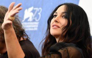 Monica Bellucci (foto Ansa)