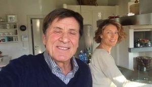 """Gianni Morandi, moglie Anna lo incoraggia: """"Dai che oggi stai meglio"""""""