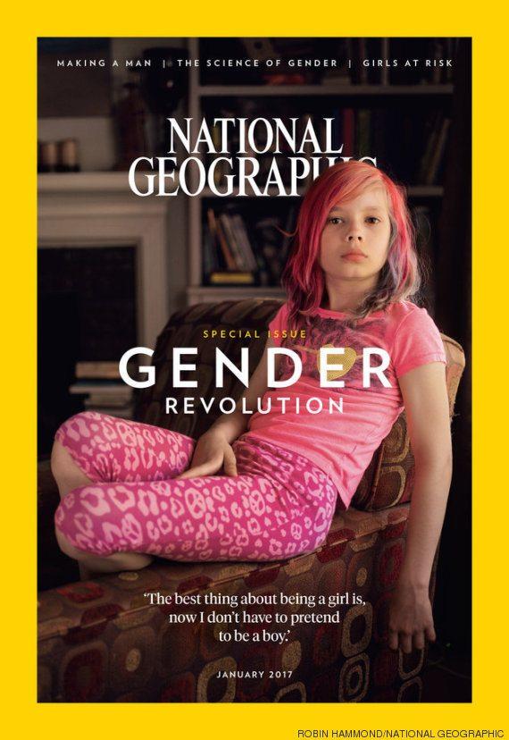 National Geographic, copertina dedicata ai bambini trans: Avvenire protesta