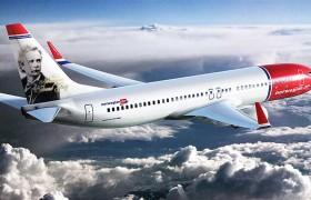 Norwegian, compagnia low cost che ci porterà <br /> a New York pagando 140 euro andata e ritorno