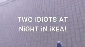YOUTUBE Dormire da Ikea quando...è chiusa: nuova moda, ma è illegale