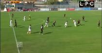 Olbia-Pistoiese 1-3: highlights Sportube su Blitz