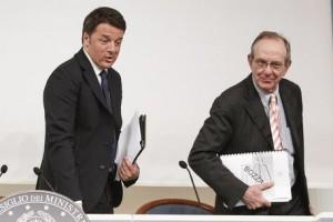 Padoan: candidato numero 1 per il dopo Renzi