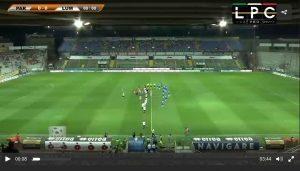 Parma-Modena Sportube: streaming diretta live, ecco come vedere il derby