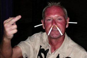 Paul Gascoigne ubriaco in hotel: rissa, cade dalle scale, ferito...