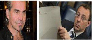 """Referendum, Esposito (Pd) contro Piero Pelù: """"Fai vita spericolata e vedi matite camminare"""""""