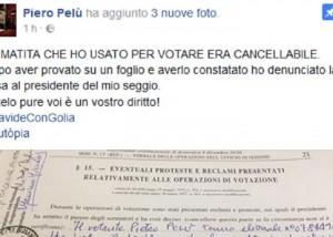 "Referendum, caso matite: ""Non sono indelebili"". Da Pelù a Salvini..."