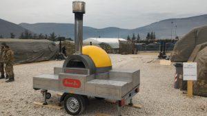Norcia: pizza per i terremotati da Salvatore Bencivenga e Vincenzo Staiano