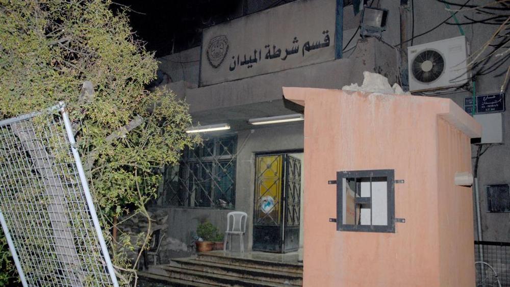 Attacco Damasco, usata bimba di 8 anni