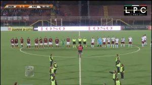 Pontedera-Alessandria Sportube: streaming diretta live, ecco come vedere la partita