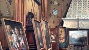 Angelino Alfano, riscatto per i quadri rubati tornati dall'Ucraina? La Lega attacca