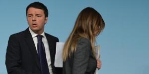 Referendum, Maria Elena Boschi e il silenzio impietoso di Renzi