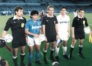 Napoli-Real Madrid e il precedente del 1987: quando il Bruite spense i sogni