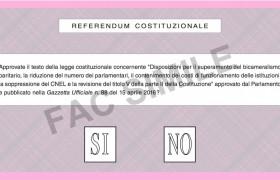 Referendum, oggi si vota dalle 7 alle 23: ecco la scheda e come si vota
