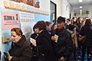 Referendum: 83 anni, vota, esce, si accascia e muore
