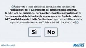 Referendum, exit poll Tecné Mediaset: Sì 41-45%, No 55-59%