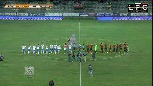 Reggina-Andria Sportube: streaming diretta live, ecco come vedere la partita