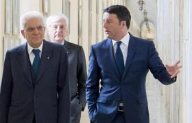 Governo: Mattarella fa pressing su Renzi. Il piano b è Gentiloni