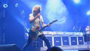 Rick Parfitt, morto chitarrista degli Status Quo a 68 anni